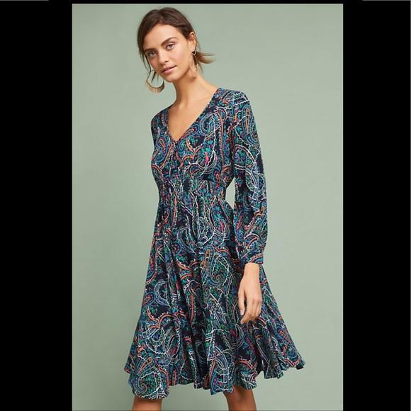 Anthropologie Dresses & Skirts - ‼️NWT Anthropologie Maplewood Dress S‼️
